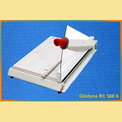 gilotyna rc560